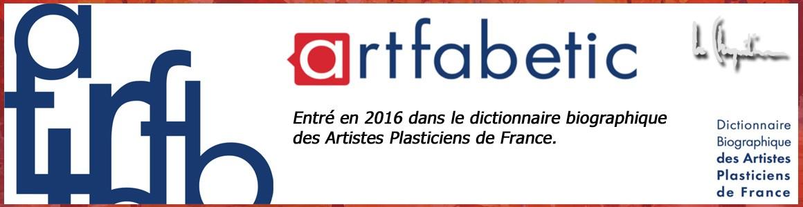 Entré au dictionnaire Artfabetic en 2016.